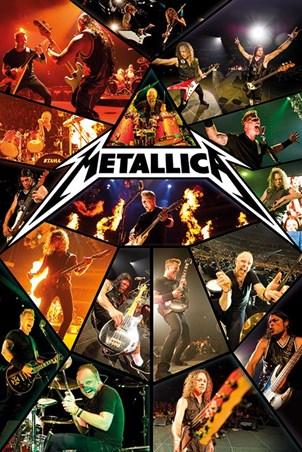Live Montage - Metallica