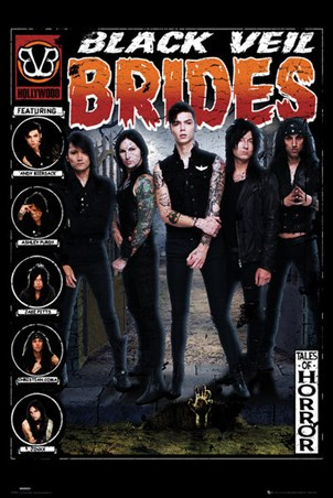Tales Of Horror - Black Veil Brides