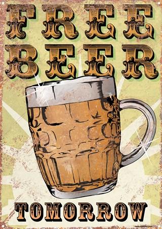 Free Beer - Tomorrow
