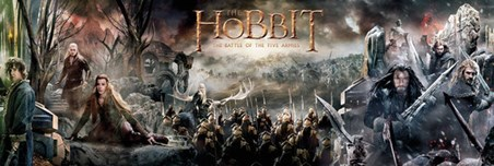 The Battle Of The Five Armies Collage - The Hobbit