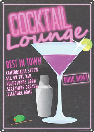 A Cheeky Cocktail - Best In Town