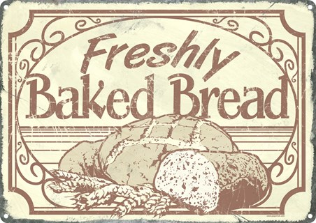 Freshly Baked Bread - Get It Whilst It's Hot