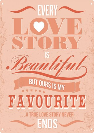Framed Love Story - Ours Is My Favourite