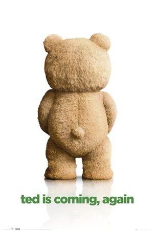 Ted Is Coming. Again. - Ted 2