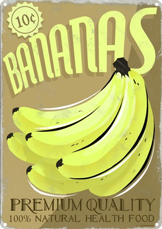 Bananas Premium Quality - Health Food