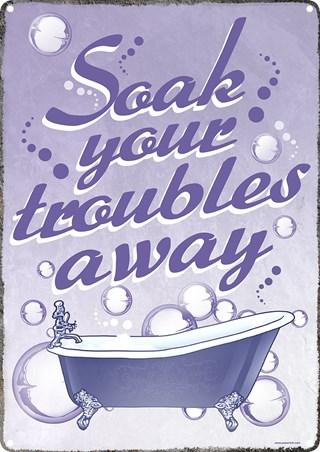 Soak Your Troubles Away - Bubble Bath