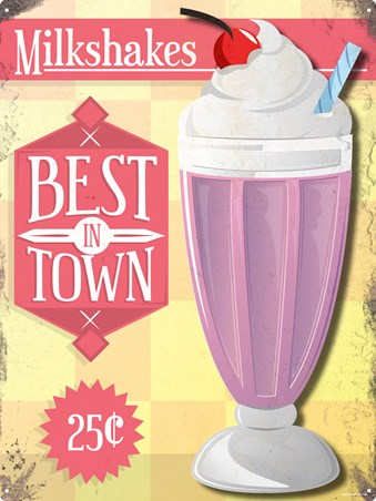 The Best In Town - Creamy Milkshakes