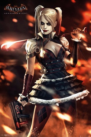 Harley Quinn - Batman Arkham Knight