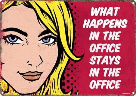 What Happen In The Office - Office Politics