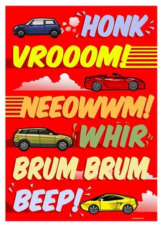 Car Noises - Brum Brum
