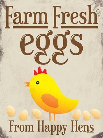 Happy Hens, Farm Fresh Eggs
