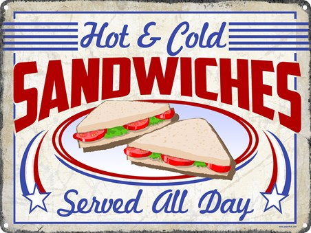 Sandwiches - Served All Day