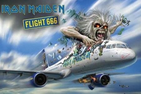 Flight 666 - Iron Maiden