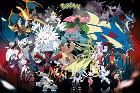 Mega Evolutions - Pokemon