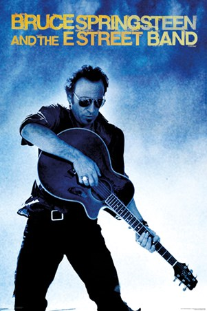 The Boss - Bruce Springsteen