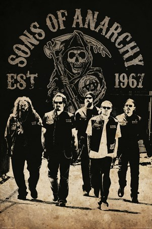 Reaper Crew - Sons of Anarchy