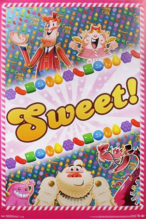 Sweet! - Candy Crush