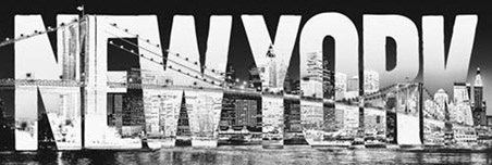 New York Typeface - The Big Apple