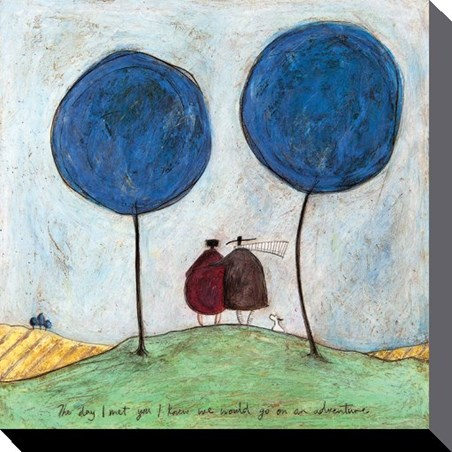 The Day I Met You - Sam Toft