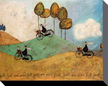 Just One More Hill - Sam Toft