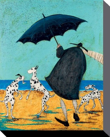 On Jack's Beach - Sam Toft