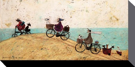 Electric Bike Ride - Sam Toft
