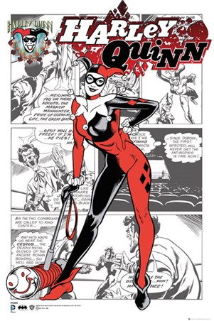 The World Of Harley Quinn - DC Comics