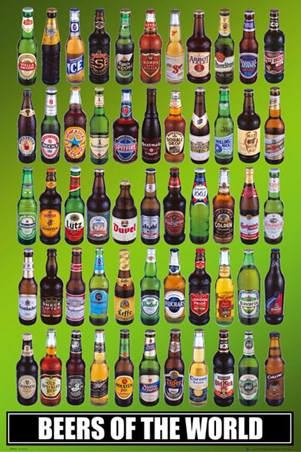 Beers Of The World - Cheers To That