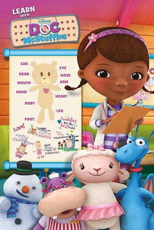 Learning Fun With Doc McStuffins - Disney
