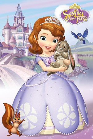 Sofia The First - Disney