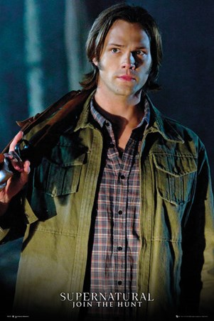 Jared Padalecki is Sam Winchester - Supernatural