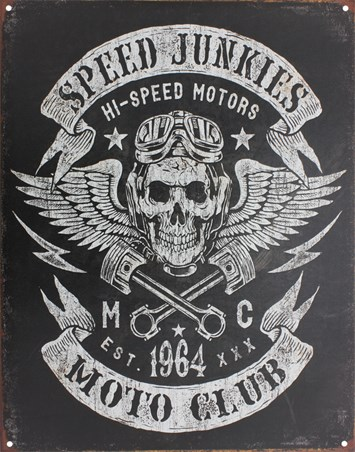 Speed Junkies - Moto Club