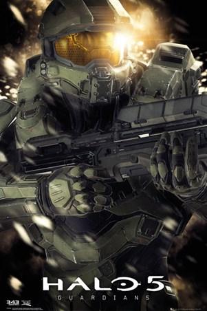 Master Chief - Halo 5