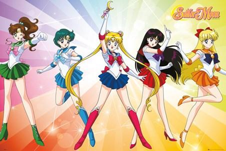 Rainbow - Sailor Moon