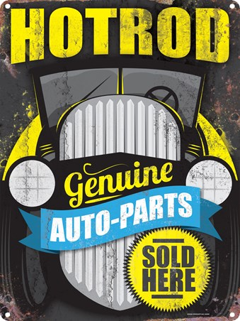 Genuine Auto Parts - Sold Here