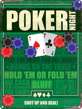 Poker Night - Bluff