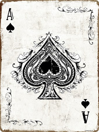 Ace Of Spades, Play Your Cards Right