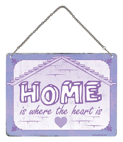 Home Is Where The Heart Is - A Hearfelt Welcome