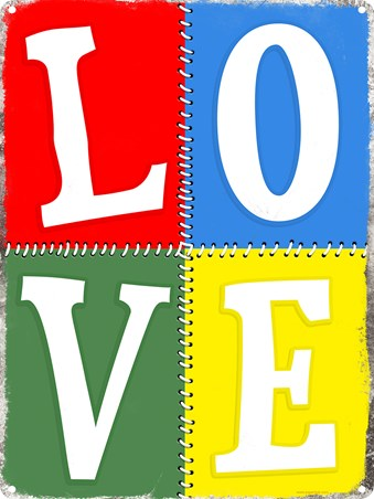 LOVE - All you need is!