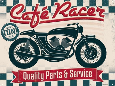 Cafe Racer, Quality Parts And Service