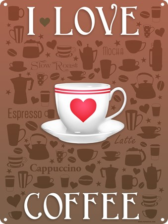 The Perfect Pick Me Up - I Love Coffee