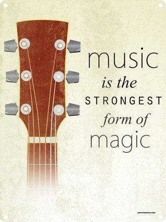 The Strongest Form Of Magic - The Power Of Music