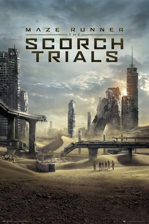 Scorch Trials - Maze Runner 2