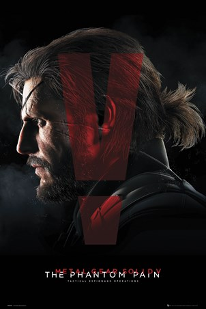 Metal Gear Solid Presents - The Phantom Pain