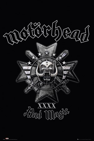 XXXX - Motorhead Bad Magic