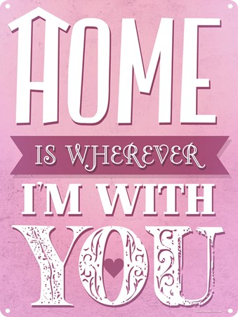 Lovers Journey - Home Is Wherever I'm With You