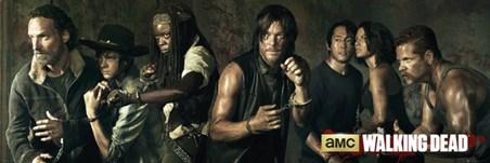 The Walking Dead - Cast Of Season 5