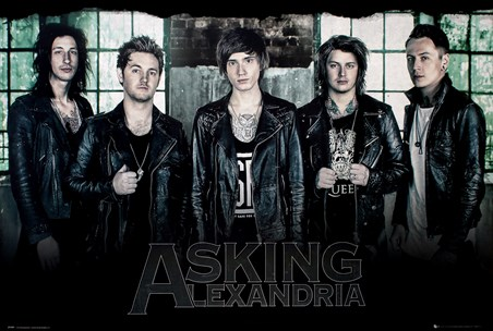 Framed A New Start - Asking Alexandria