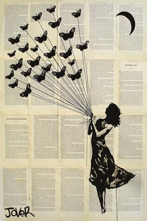 Butterflying - Loui Jover