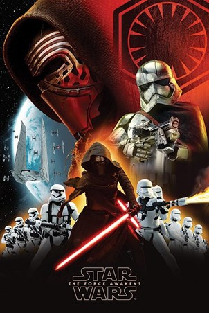The First Order - Star Wars Episode VII